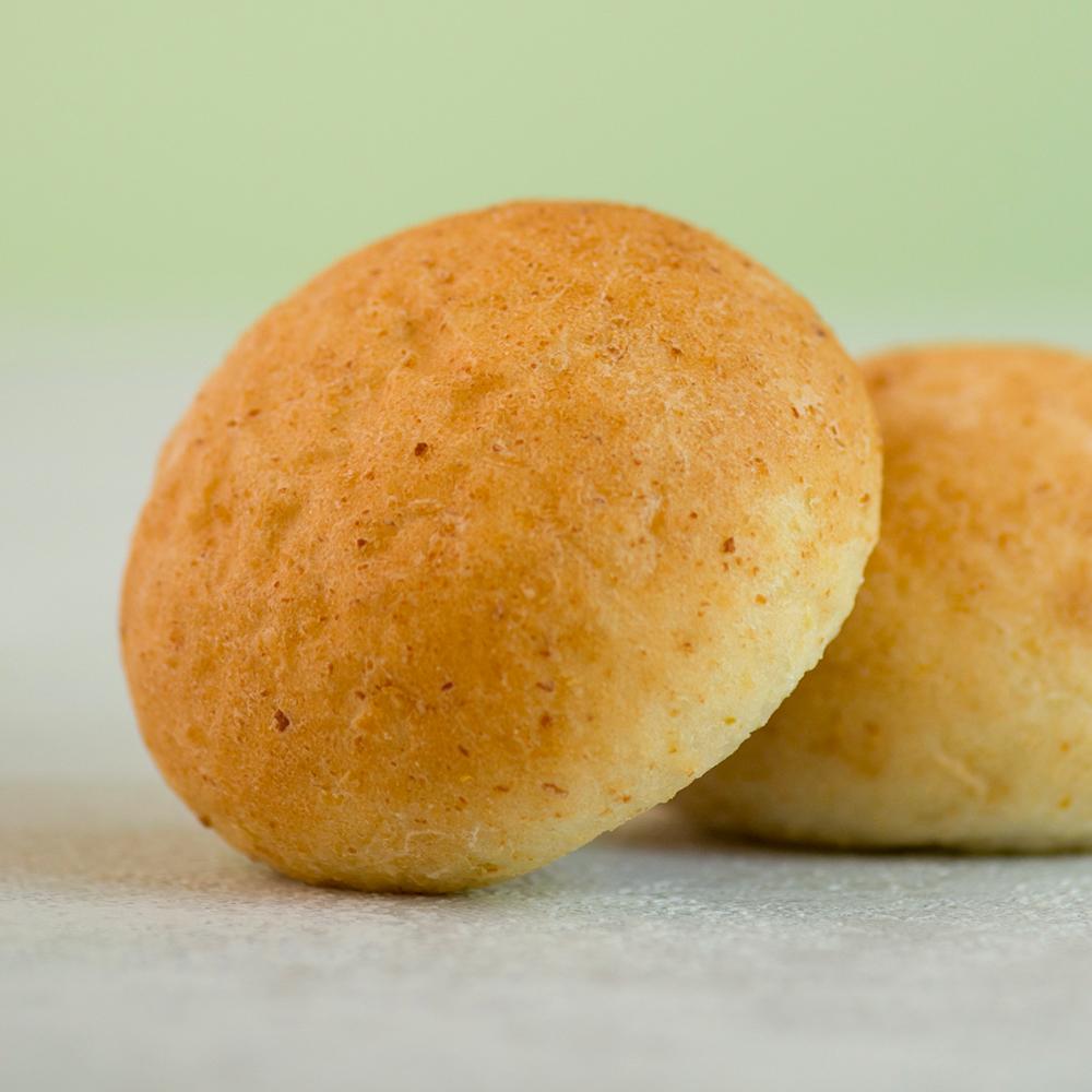 生おからパン(まる)2個入り 《冷凍》