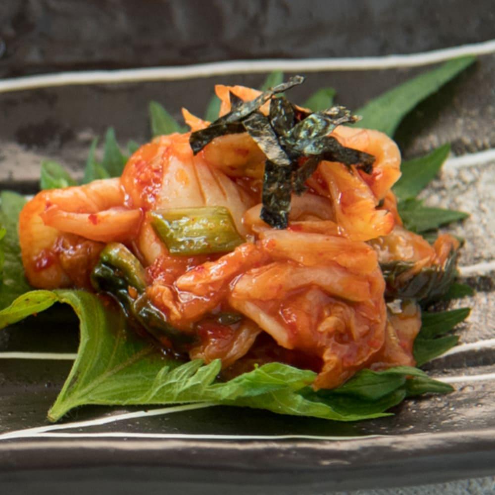 宗家白菜キムチ950g(大容量)