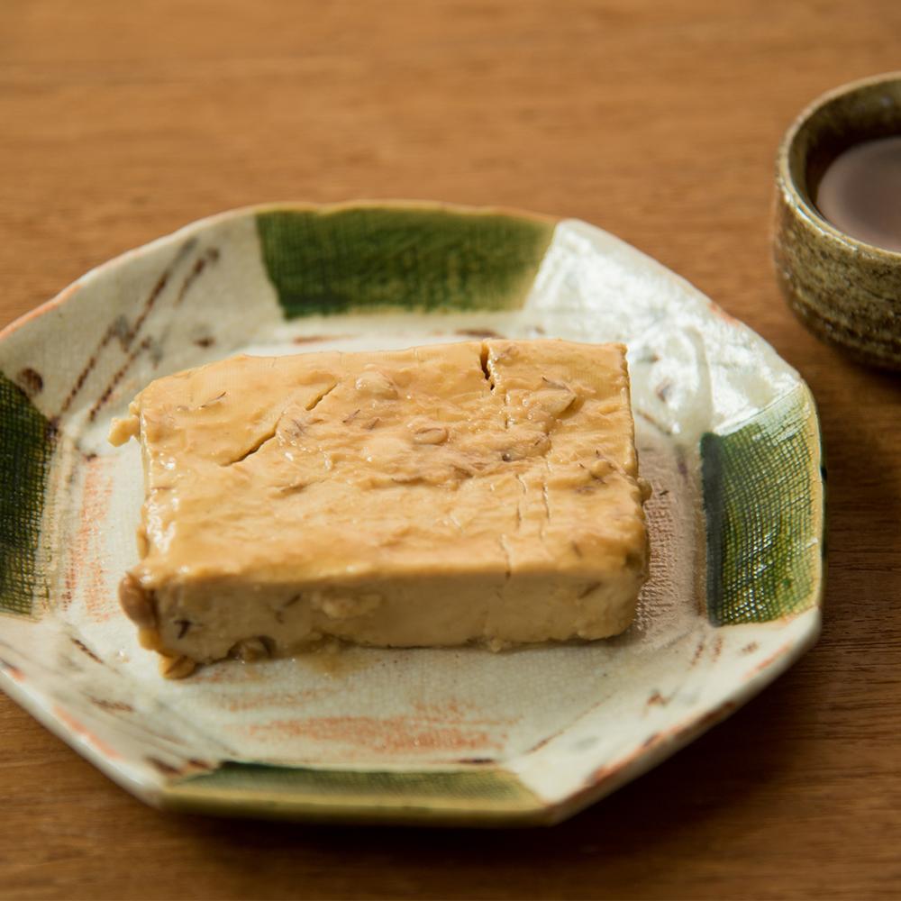 豆腐のもろみ漬