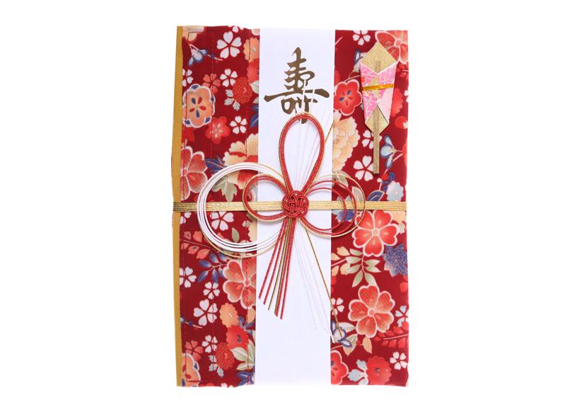 ご祝儀袋 結姫 musubime 青竹(ポリエステル)天架鳳花