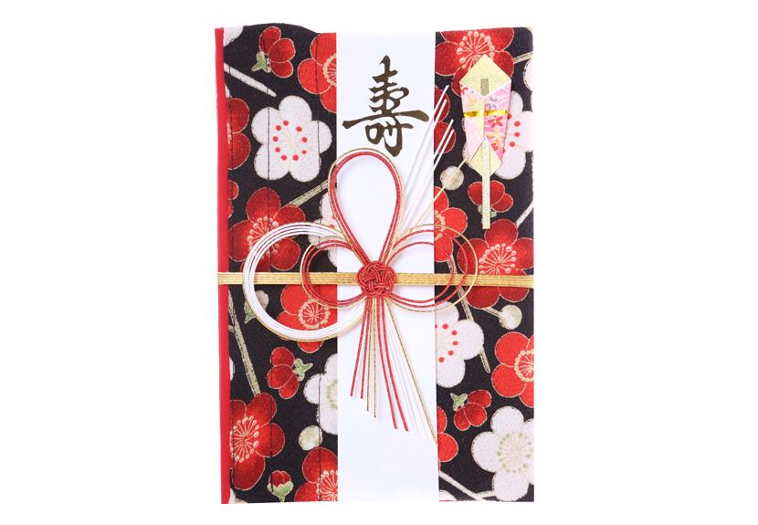 ご祝儀袋 結姫 musubime 青竹(ポリエステル)舞子福梅
