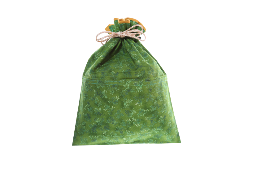 ご祝儀袋 結姫 musubime 白梅(コットン)染花濃緑 蝶