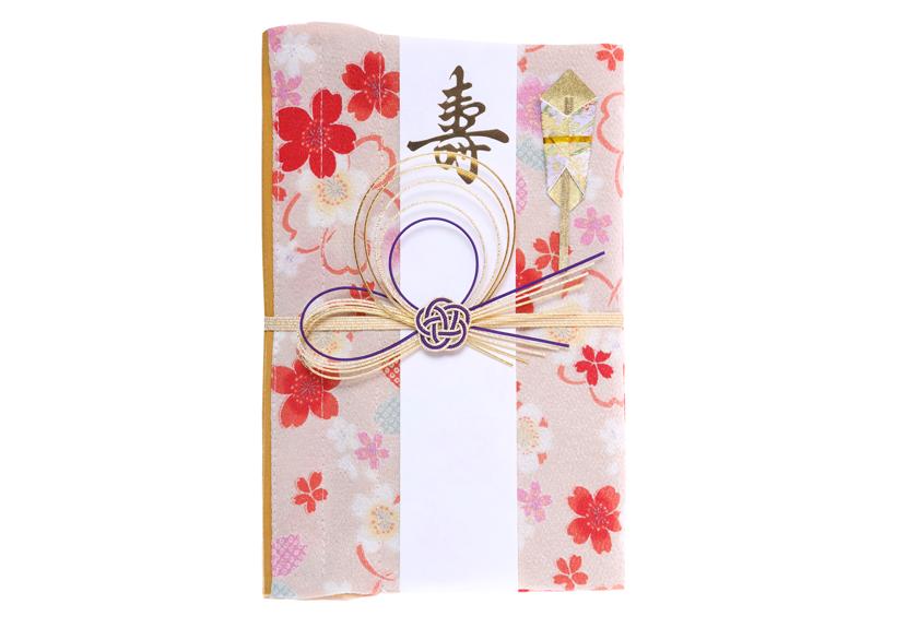 ご祝儀袋 結姫 musubime 青竹(ポリエステル)桜練広子