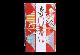 ご祝儀袋 結姫 musubime 白梅(コットン)祝赤富士