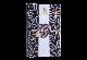 ご祝儀袋 結姫 musubime 青竹(ポリエステル)リボン(紺)