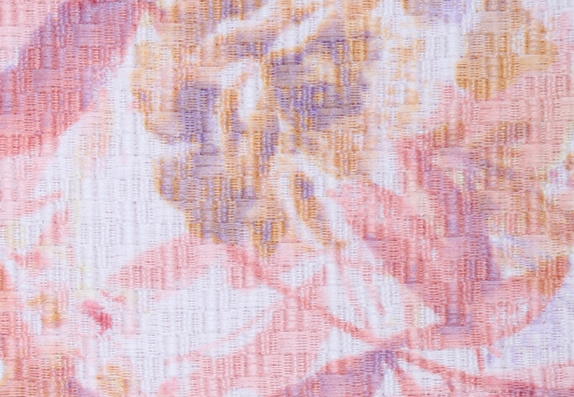 ご祝儀袋 結姫 musubime 高砂(ポリエステル)花壇(ピンク) 蝶