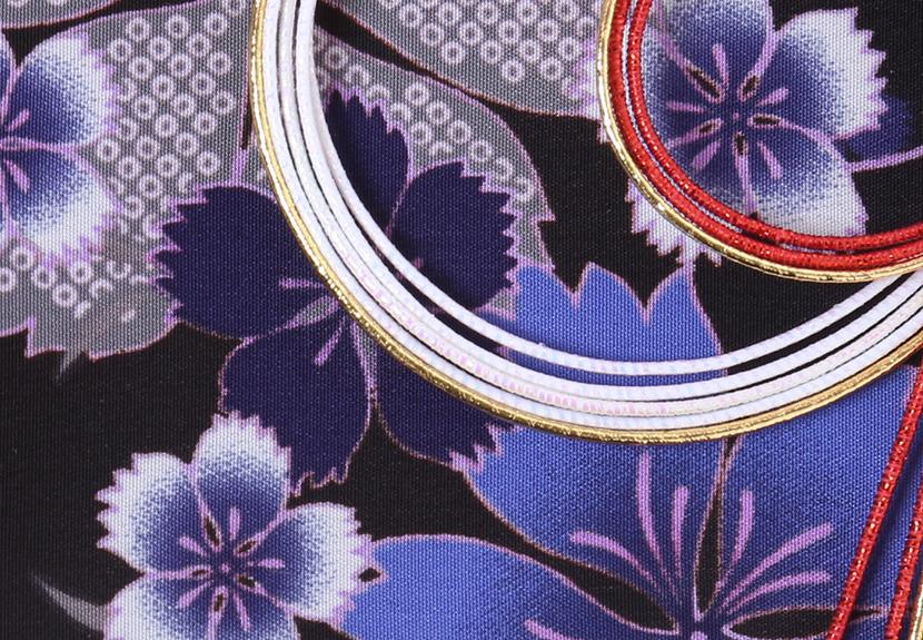 ご祝儀袋 結姫 musubime 青竹(ポリエステル)桔梗水桜