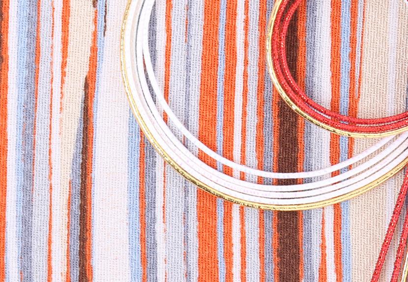 ご祝儀袋 結姫 musubime 赤松(シルク)絹織流線