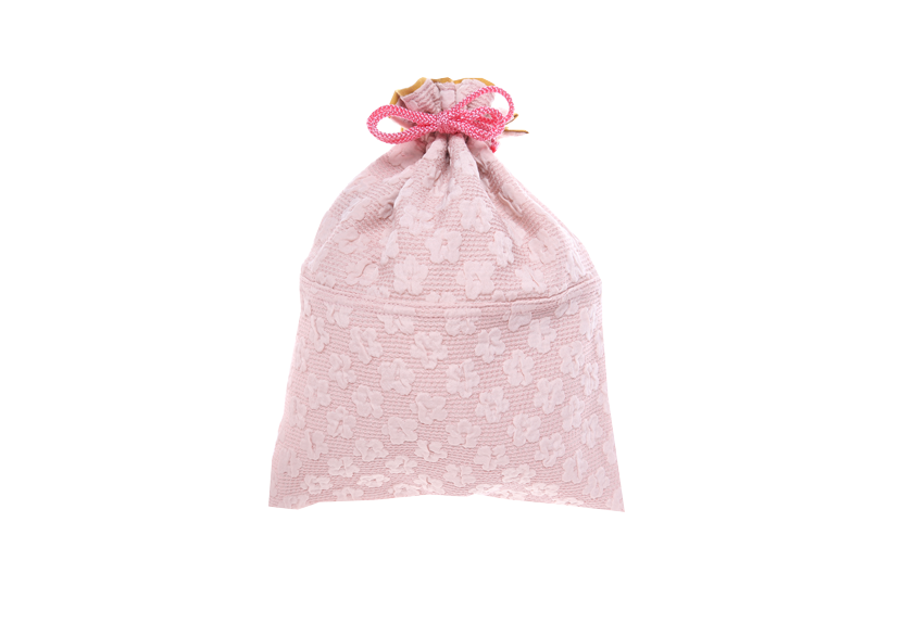 ご祝儀袋 結姫 musubime 青竹(ポリエステル)花畑(ピンク)
