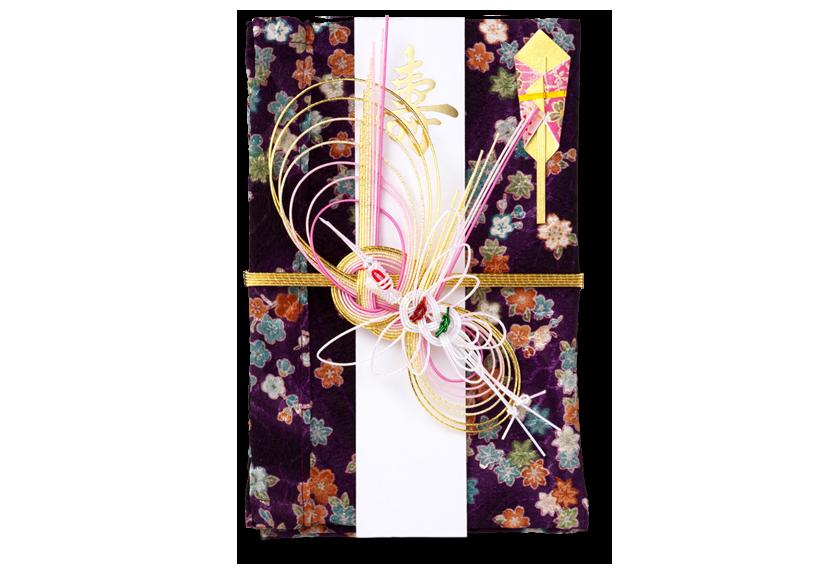 ご祝儀袋 結姫 musubime 青竹(ポリエステル)王道七色