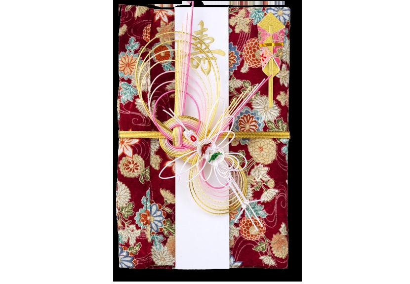 ご祝儀袋 結姫 musubime 青竹(ポリエステル)縁結花紅