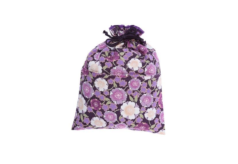 ご祝儀袋 結姫 musubime 青竹(ポリエステル)紫花満開