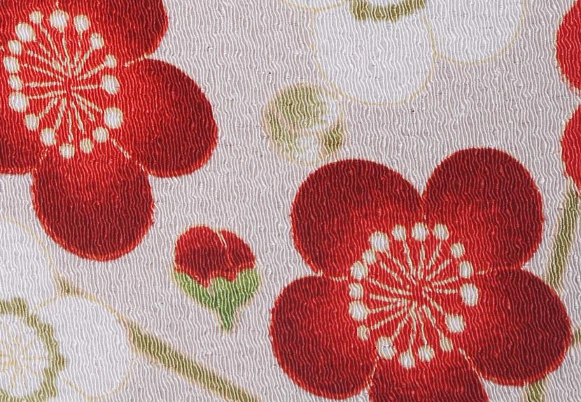 ご祝儀袋 結姫 musubime 青竹(ポリエステル)紅白福梅
