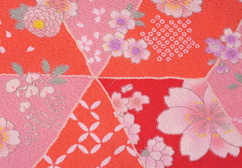 ご祝儀袋 結姫 musubime 青竹(ポリエステル)舞桜小町