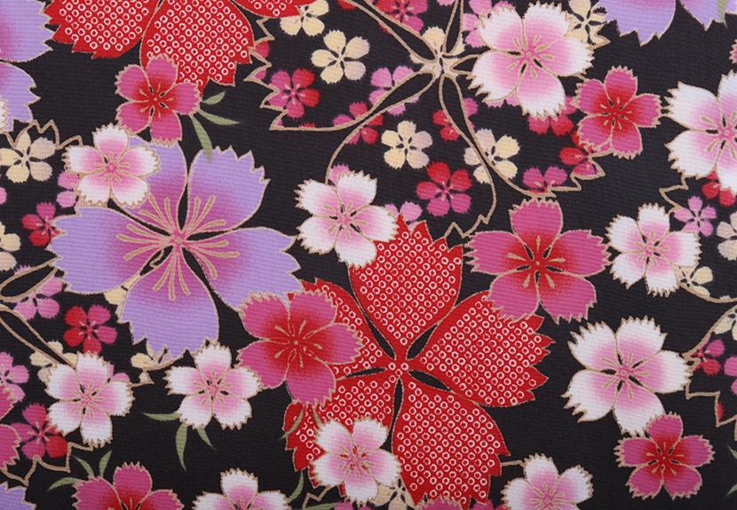 ご祝儀袋 結姫 musubime 青竹(ポリエステル)乙女艶桜
