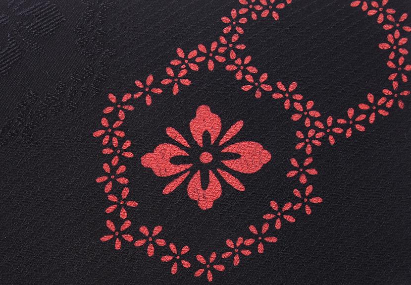 ご祝儀袋 結姫 musubime 赤松(シルク)朱影紋様