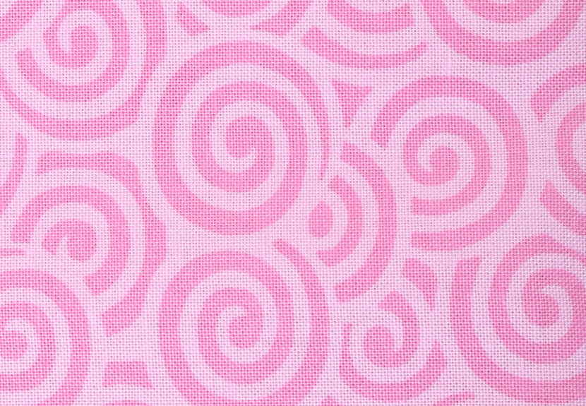 ご祝儀袋 結姫 musubime 白梅(コットン)渦巻(ピンク)