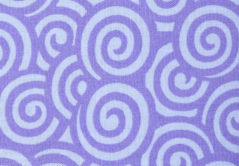 ご祝儀袋 結姫 musubime 白梅(コットン)渦巻(紫) 蝶