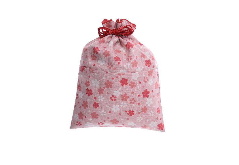 ご祝儀袋 結姫 musubime 白梅(コットン)飛桜舞散