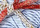 ご祝儀袋 結姫 musubime 白梅(コットン)風船(水色) 蝶
