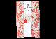 ご祝儀袋 結姫 musubime 白梅(コットン)弥栄(赤)