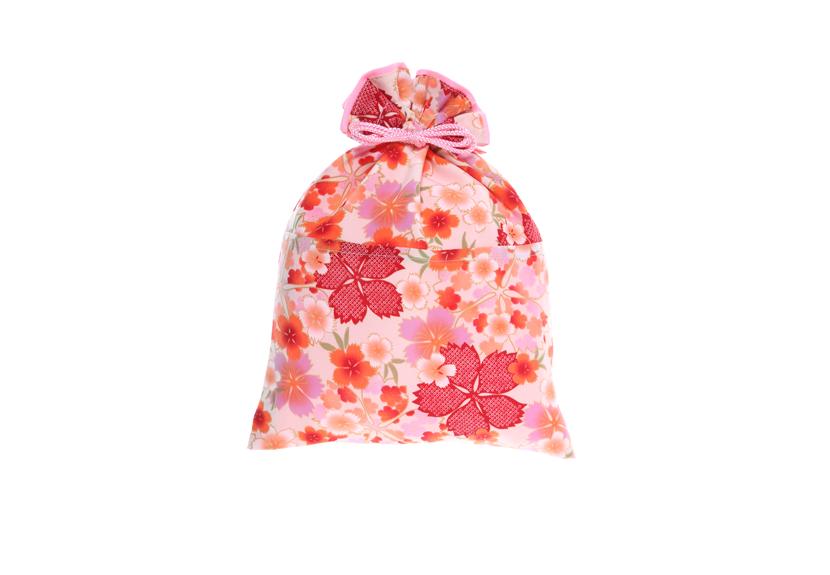 ご祝儀袋 結姫 musubime 青竹(ポリエステル)花梨桃桜