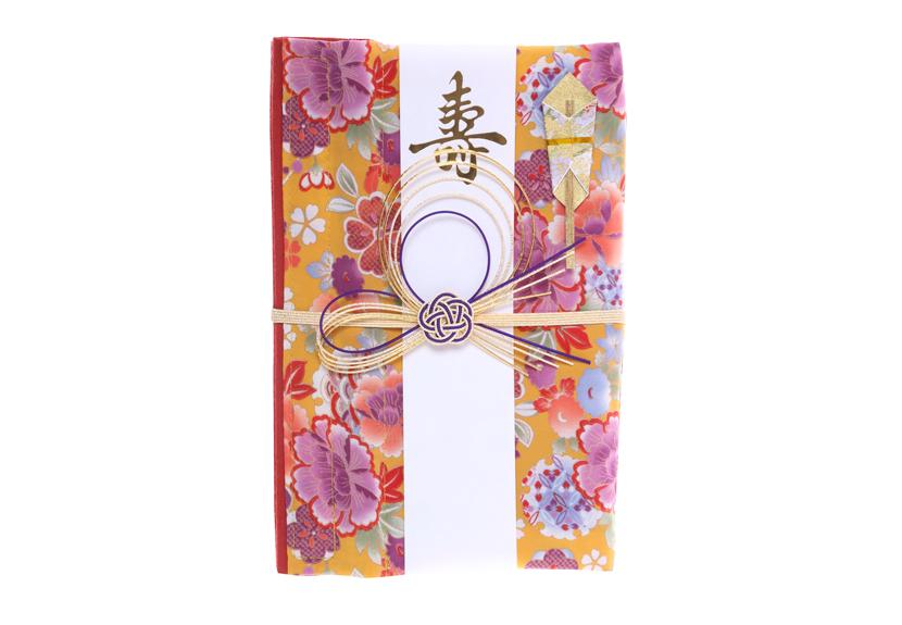 ご祝儀袋 結姫 musubime 青竹(ポリエステル)宝香鳳花