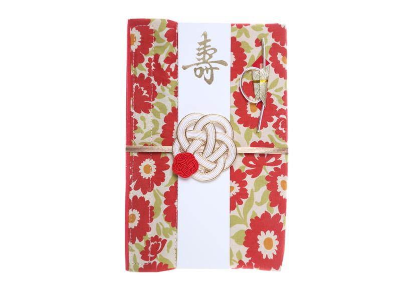 ご祝儀袋 結姫 musubime 白梅(コットン)花祭り(白)