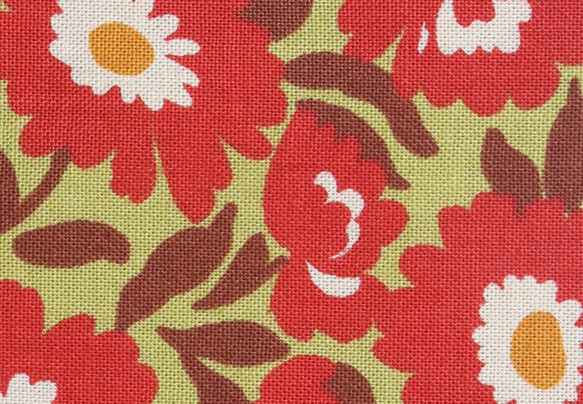 ご祝儀袋 結姫 musubime 白梅(コットン)花祭り(緑)