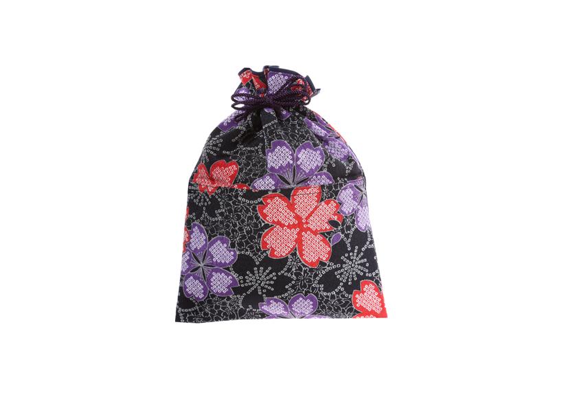 ご祝儀袋 結姫 musubime 青竹(ポリエステル)黒紋紅紫