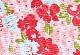 ご祝儀袋 結姫 musubime 白梅(コットン)花祭り(赤)