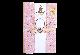 ご祝儀袋 結姫 musubime 青竹(ポリエステル)桃色小紋