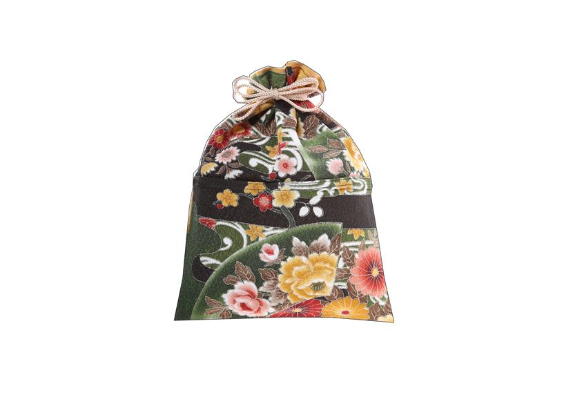 ご祝儀袋 結姫 musubime 青竹(ポリエステル)緑華流水