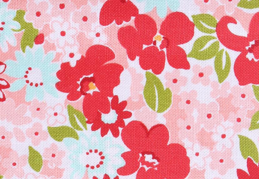 ご祝儀袋 結姫 musubime 白梅(コットン)花祭り(赤) 蝶
