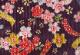 ご祝儀袋 結姫 musubime 白梅(コットン)珠玉(紫) 蝶