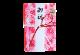 ご祝儀袋 結姫 musubime 白梅(コットン)いちご(赤) 蝶