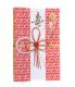 ご祝儀袋 結姫 musubime 青竹(ポリエステル)赤線鉛白