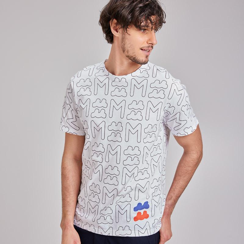 MM PATTERN Tシャツ