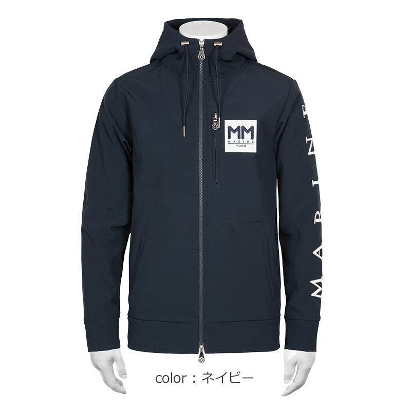 3LAYER ボンディングパーカー【全3色】