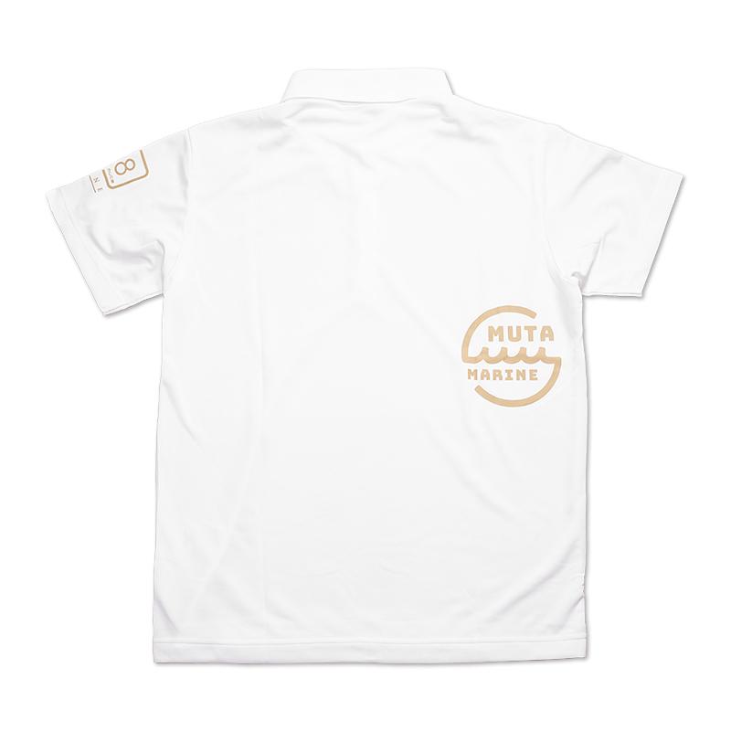 BACK CIRCLE ポロシャツ【全3色】