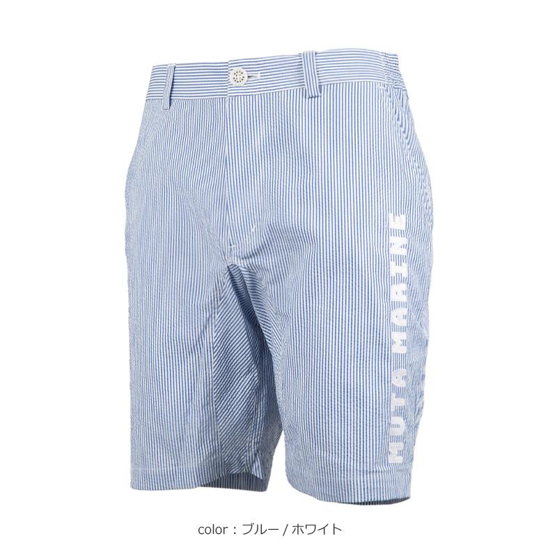 COOL MAX (R) シアサッカー ハーフパンツ【全2色】