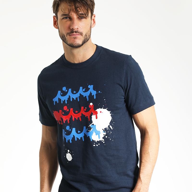 muta MARINE Tシャツ GRAFFITI by CAZUL【全3色】