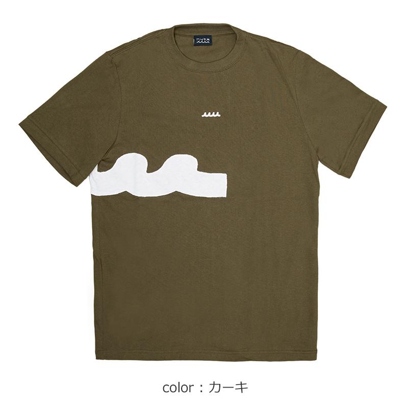 ACANTHUS x muta MARINE TURN WAVE Tシャツ【全5色】