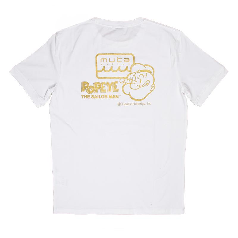 POPEYE meets mutaMARINE ARM Tシャツ【全2色】