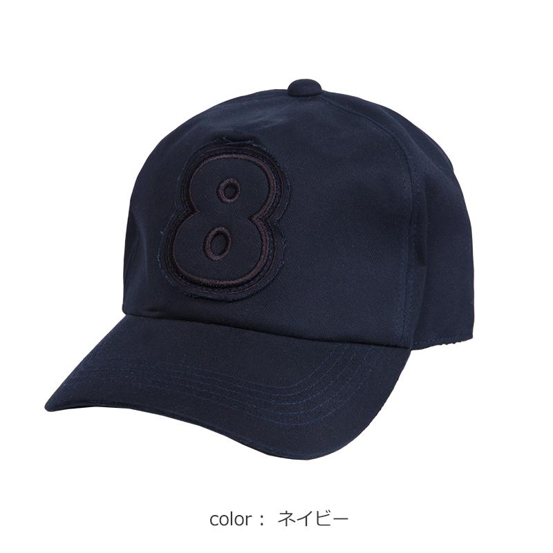 ACANTHUS x muta MARINE 撥水CHINO 8 キャップ【全2色】
