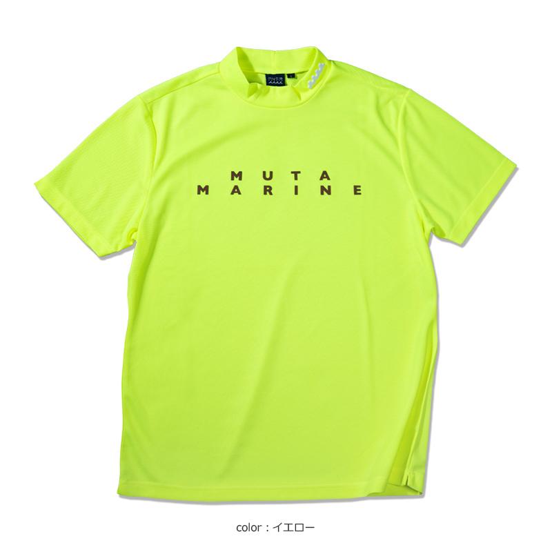 モックネックTシャツ【全6色】