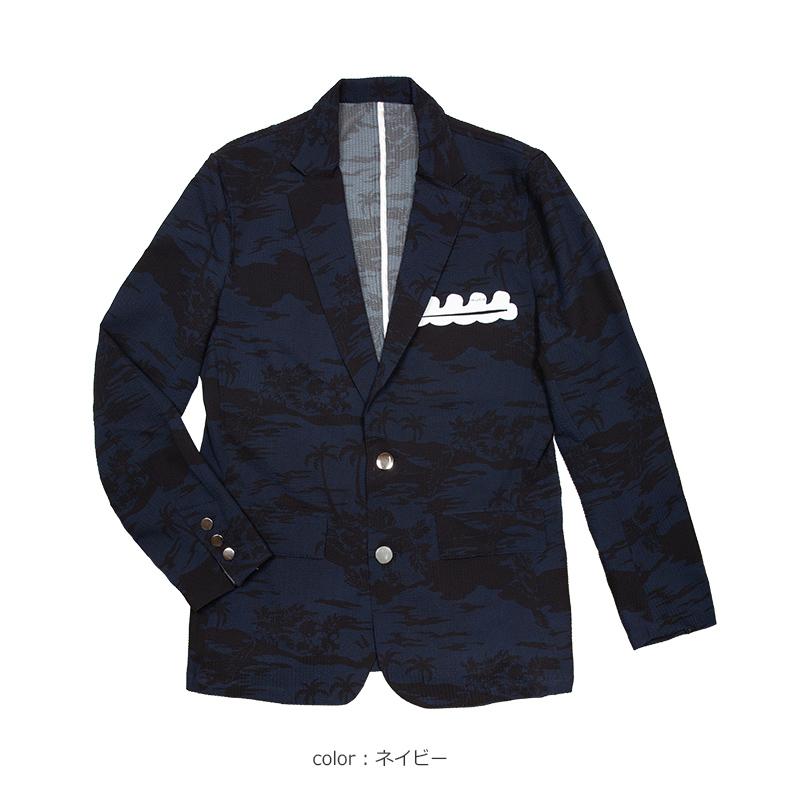 ACANTHUS x muta MARINE TRIMMING POCKET JACKET【全2色】