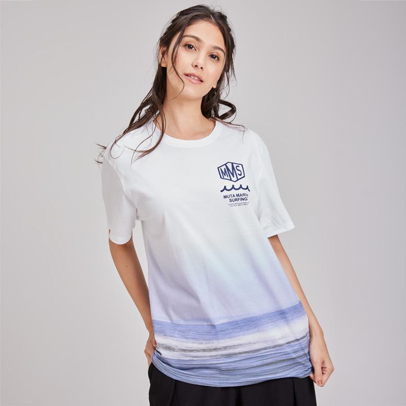 MMS グラデーションTシャツ