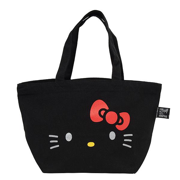 HELLO KITTY meets muta エコバッグ【ブラック】