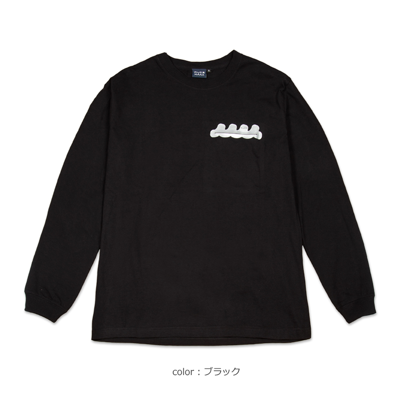 ACANTHUS x muta MARINE TRIMMING POCKET L/S TEE【全3色】